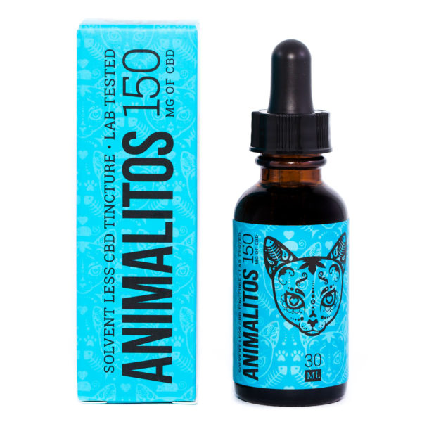 animalitos cbd cat tinctures