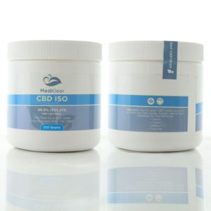 medklear cbd isolate bulk